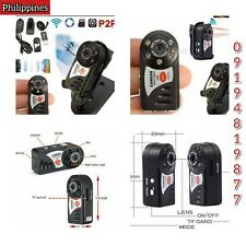 Mini IP Camera DVR Mobile IR Night Vision6 MINI WIRELESS HD WIFI IP CAMERA Q7 SP