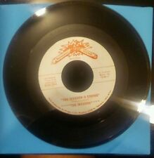 INVASION  The Invasion is Coming / I Want to Thank You 45RPM GARAGE FUZZ VG++