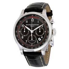 Baume and Mercier Capeland Chronograph Mens Watch 10042