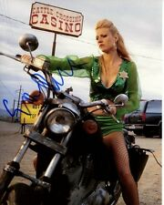 GWYNETH PALTROW signed autographed SEXY MOTORCYCLE photo