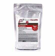 L-ARGININE 1000g (2.2 lbs) Free Form Kosher Base Powder Pharmaceutical Grade
