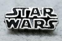Pandora 799246C01 Star Wars Silver 3D Logo Charm Silver S925 ALE