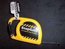 SnapGate 10' Carabiner Tape Measure NEW Snap Gate