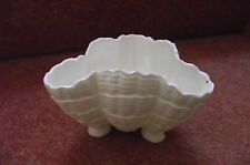 royal worcester - white bone china crinkled small bowl