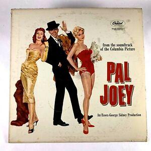 Frank Sinatra Vinyl LP Album Record | Pal Joey Movie Soundtrack | W912