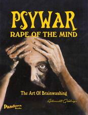 PSYWAR: Rape of the Mind Global Political Conspiracy book