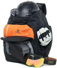 Element Equipment Ultimate Boot Bag Backpack to Carry Ski Boots Snowboard Boots