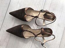 Women's Ladies Hobbs Sling Back Shoes RRP £149 EUR 39.5