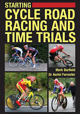 Starting Cycle Road Racing and Time Trials-ExLibrary