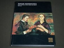 2002 OSKAR KOKOSCHKA EDITED BY TOBIAS G. NATTER HARDCOVER BOOK - I 643