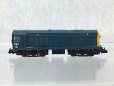 More details for graham farish 8205 n gauge class 20 diesel br blue locomotive 20142 #672
