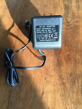 ac dc 240v power adaptor gs 35 - 04500150 4.5v 150ma dc out put 3.5mm