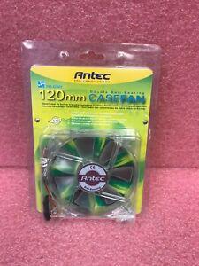 *NEW* Antec PRO 120mm DBB Clear 120mm Double Ball Bearing Fan