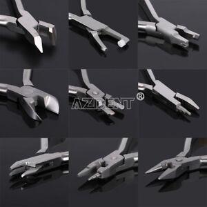 Dental Ortho Pliers Distal End Cutter Ligature Cutter Torque Bending Plier CA