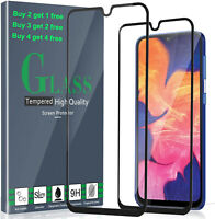 10D Full Cover Tempered Glass Screen Protector For Samsung Galaxy A10e