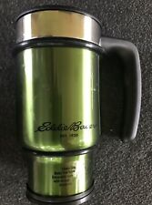 EDDIE BAUER PLANETARY DESIGNS FRENCH TEA/COFFEE PRESS W/STORAGE-STAINLESS STEEL