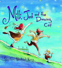 Milli Jack and the Dancing Cat by Stephen Michael King (Paperback, 2005)