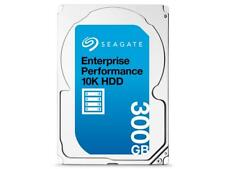 SEAGATE BULK ST300MM0048 300GB Ent Perform 10K HDD HARD DRIVE-OPEN BOX- 2.5 inch
