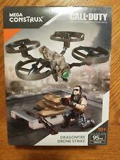 Mega Construx Call of Duty Dragonfire Drone Strike FMG10 95 Pcs New Sealed