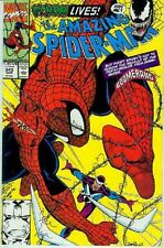 Amazing Spiderman # 345 (Venom, 2nd Cletus Cassidy) (Mark Bagley) (Estados Unidos, 1991)