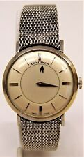 Mens Vintage Longines B1113 Mystery Dial 10k G.F.  Manual Wind #370 Watch B4859