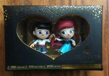 FUNKO DISNEY PRINCESS ROMANCE LITTLE MERMAID ARIEL & ERIC GREAT VALENTINES GIFT