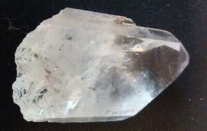 Minerali Punta Quarzo Ialino cristallo di rocca