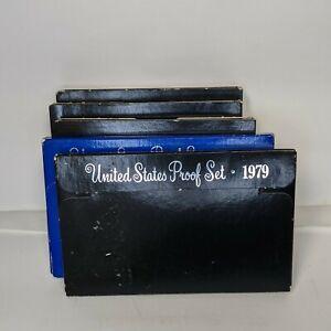 1979- S - 1983-S US Proof Sets - 186738V