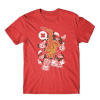 Saxophone T-Shirt 100% Cotton Premium Tee New