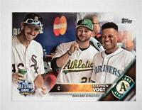 2016 Topps Update #US86 Stephen Vogt AS - NM-MT