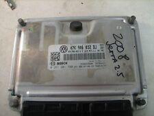 06-10 VW MK5 JETTA 2.5 Engine Control Module Unit ECM ECU #07K 906 032 BJ