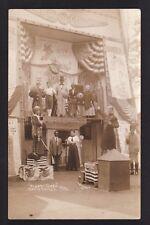 1911 Quimby real photo Mardi Gras Savin Rock Connecticut Black American postcard