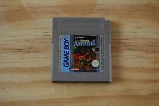 Castelvania pour Game Boy