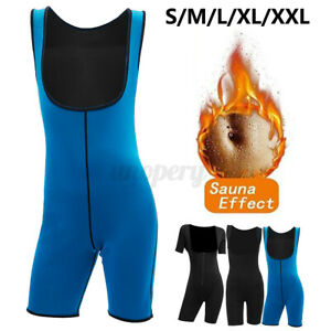 Women Shapewear Full Body Sweat Shaper for Weight Loss Gym Sport Sauna Suit