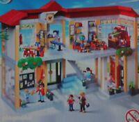 Playmobil -- Pièce de rechange -- Ecole 4324 --