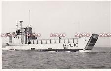 "Photograph British Army.   RPL ""10"" Ramped Power Lighter Ship. Rare! May, 1971"