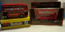 Matchbox 1922 AEC Omnibus Y-23 & Budgie Routmaster Bus #236 Die Cast