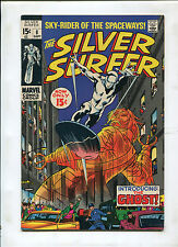 SILVER SURFER #8 (8.5) INTRODUCING THE GHOST!