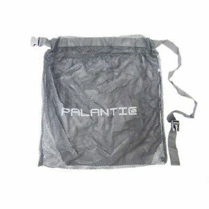 """Spearfishing Palantic Large Fish Lobster Catch Bag 20"""" x 18"""" with Waist Strap"""