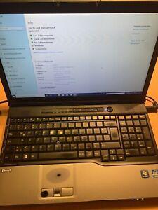 Fujitsu Lifebook E752 Intel I5 4Gb 320 Gb W10 RS232