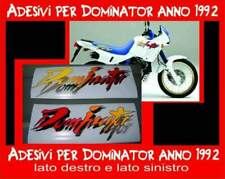 Kit adesivi Honda Dominator anno 1992 compatibili decals
