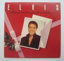 33T ELVIS PRESLEY- MEMORIES OF CHRISTMAS - USA 1982 -RCA CPL1-4395- TBE