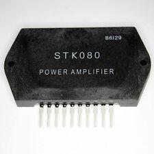 STK080 Sanyo NEW Original WITH HEATSINK COMPOUND Integrated Circuit IC
