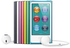 Apple iPod Nano 7th Gen (16GB) RANDOM Colors *NEW IN BOX SEALED!*