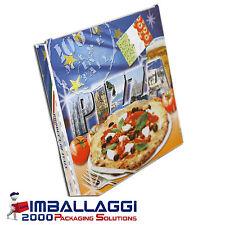 SCATOLE PIZZA BOX PORTAPIZZA MISURA 32.5X32.5 SUPER RESISTENTI 100 PEZZI