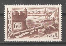 French Morocco 1940, 60c,Scott # 160A,VF MNH** (P-5)