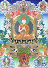 "Thangka Jigten Sumgön "" Top Print "" Drikung Kagyu Buddhism Nepal Guru T09"