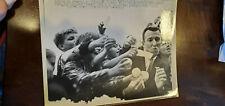 1965 UPI ORIGINAL WIRE PHOTO CLAUDE OSTEEN LOS ANGELES DODGERS REDS ASTROS