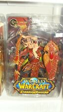 World of Warcraft Quin'Thalan Sunfire Figure 2008