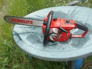 Homelite Super Mini Automatic Chainsaw XL1  XL 2 12 76 130 922 925.